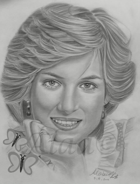 Lady Diana by Wendy77